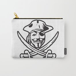 Digital Pirates Carry-All Pouch