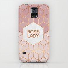 Boss Lady / 2 Slim Case Galaxy S5