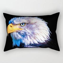 The eagle eye Rectangular Pillow