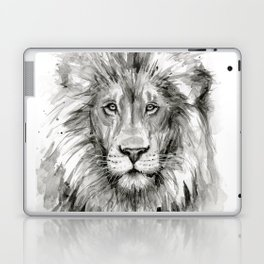 Lion Watercolor Laptop & iPad Skin