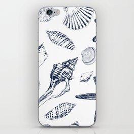 Underwater creatures iPhone Skin
