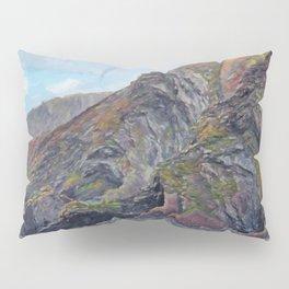 Hartland Quay Cliffs Pillow Sham