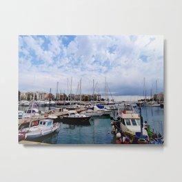 Piraeus Metal Print