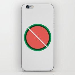 Seedless iPhone Skin