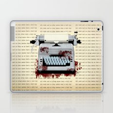 All work and no play. Laptop & iPad Skin