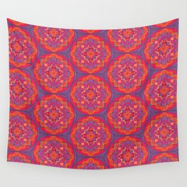 Ruby Salon Wall Tapestry