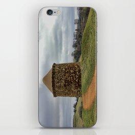 Beacon Tower at Burton Dassett iPhone Skin