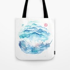 As If the World I Carry Could Crush Me Tote Bag