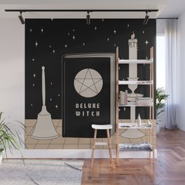 Bell, Book & Candle Wall Mural