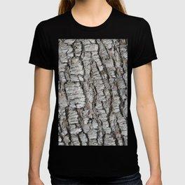 TEXTURES -- Spruce Bark T-shirt
