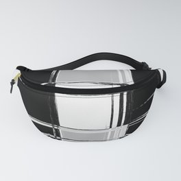 Picture this as a Scarf with Fringe (Hipster series) Fanny Pack