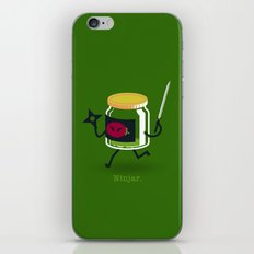 A&A - Ninjar. iPhone & iPod Skin