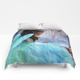 Angel Girl Comforters