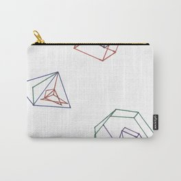The symmetry of rationality Carry-All Pouch