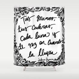 Quote, original (2) Shower Curtain