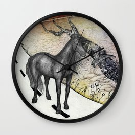 The End of Life Wall Clock