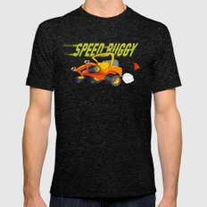 Speed Buggy Tri-Black MEDIUM Mens Fitted Tee