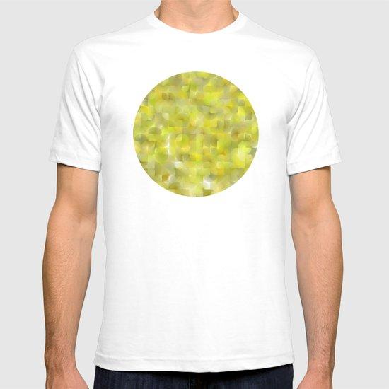 Written Circles #4 society6 custom generation T-shirt