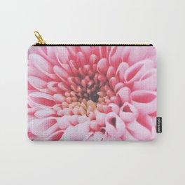 Closeup Dahlia 3 Carry-All Pouch