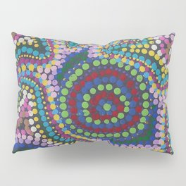 The Colourful Turtle Pillow Sham