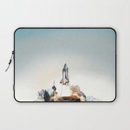 Rocket launch Laptop Sleeve