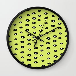 Cover 32 Wall Clock