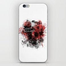 Giant Killer iPhone & iPod Skin