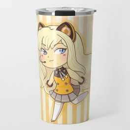 Vocaloid SeeU Travel Mug