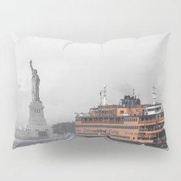 Liberty & The Boat Pillow Sham