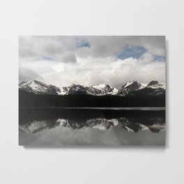 Bierstadt Lake Metal Print