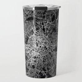 Paris map #2 Travel Mug