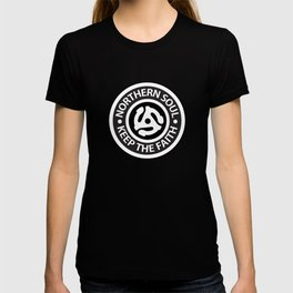 Northern Soul - Keep the Faith style 2 T-shirt