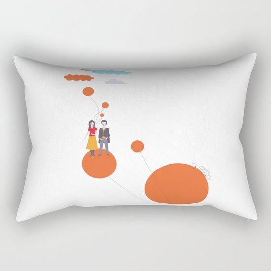 Trip Rectangular Pillow