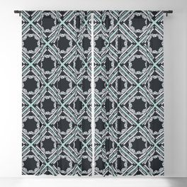 Hiking Trails-Strong as Nails Blackout Curtain