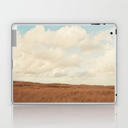 Clouds over the Field Laptop & iPad Skin