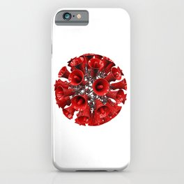 Ball of loud iPhone Case