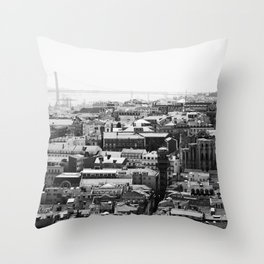 Lisbon, Portugal (3) Throw Pillow