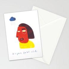 R E G E N  Stationery Cards