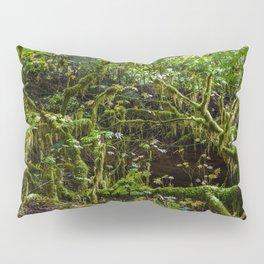 Deep in the rain forest Pillow Sham