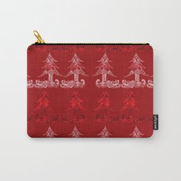 Stylized christmas tree Carry-All Pouch