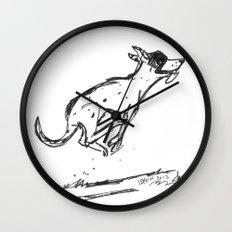 Bandito Oblivion Wall Clock
