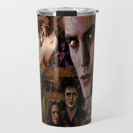 Eclipse Tribute by Martoni (Pattinson, Stewart, Lautner) Travel Mug