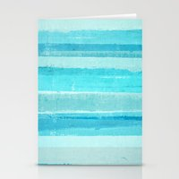 bar Stationery Cards featuring Sand Bar by T30 Gallery