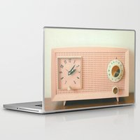 cassia beck Laptop & iPad Skins featuring Easy Listening by Cassia Beck