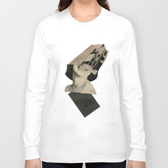 New Geometry Long Sleeve T-shirt