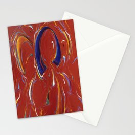 RED SKY KITES Stationery Cards