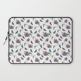 Tulips and Butterflies Laptop Sleeve