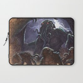GREAT ANCIENT CTHULHU Laptop Sleeve