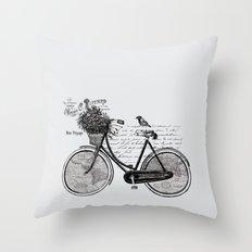 World Tour Throw Pillow