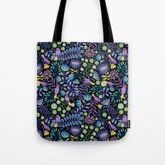 Thistle Garden - Dark Tote Bag